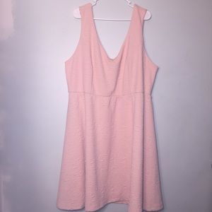 NWT Torrid 4 Pink summer dress